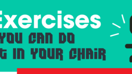 7 Exercises You Can Do Right In Your Chair