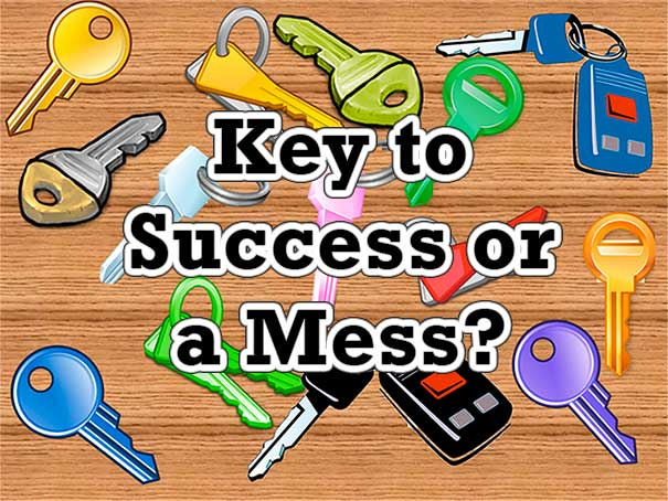 How to Turn Your Mess to Success!